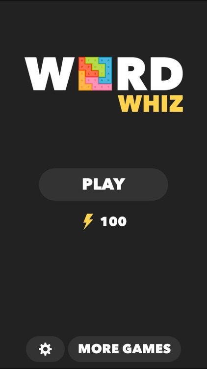 Word Whiz - A Word Search Puzzle Game