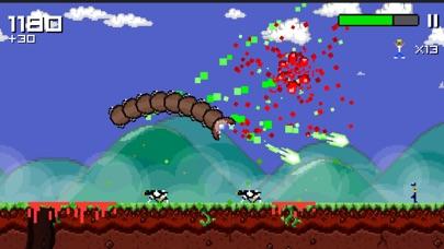 Super Mega Worm – À vous de semer la terreur-capture-3