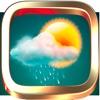 Lokale Wetter stürmisch