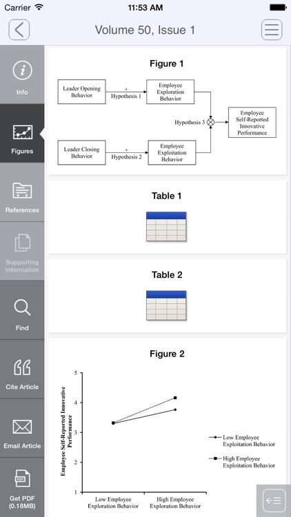 The Journal of Creative Behavior screenshot-3