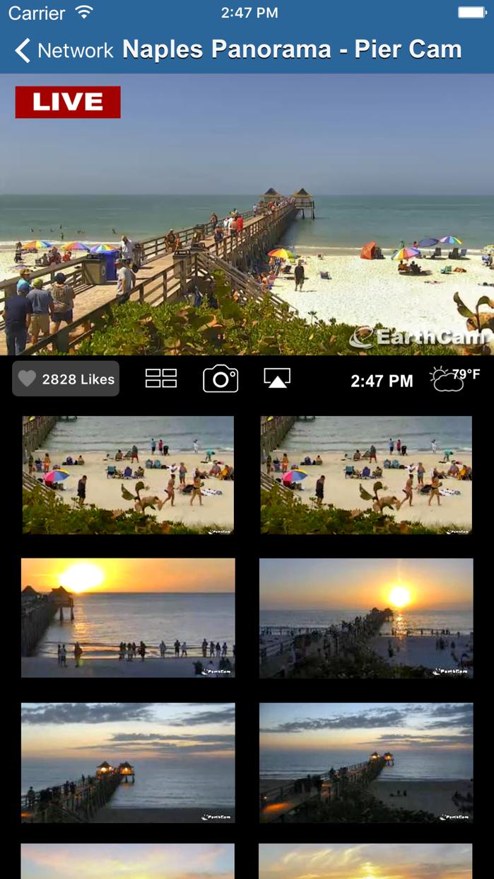 Webcams – EarthCam Screenshot