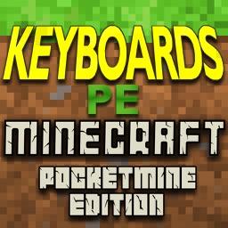 Keyboard PE - Custom keyboard for Modded Pocketmine Servers of Minecraft PE
