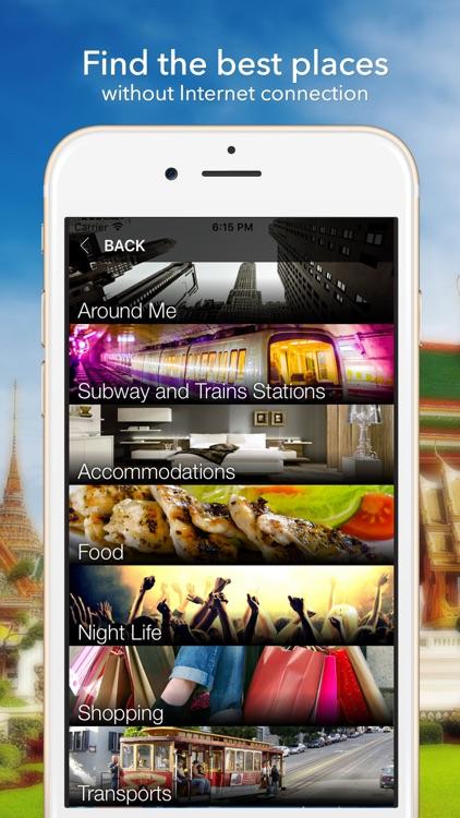 Phnom Penh Offline Map Navigator and Guide