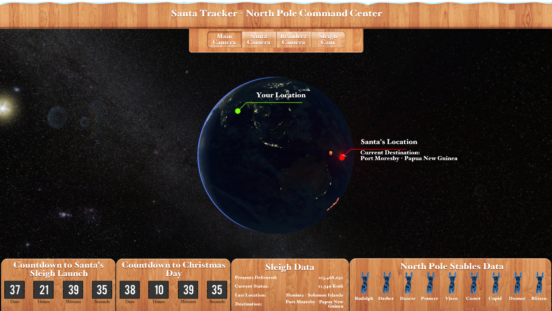 Santa Video Call & Tracker™ screenshot 14