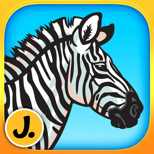 African Savanna: Wild Animals 2 - puzzle game for little girls, boys and preschool kids - Free