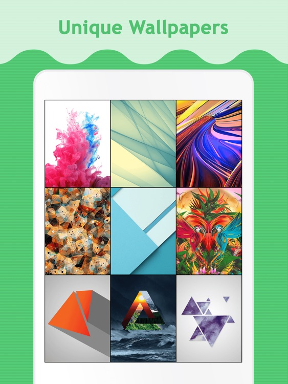 Abstract Wallpapers & Backgrounds for iPad