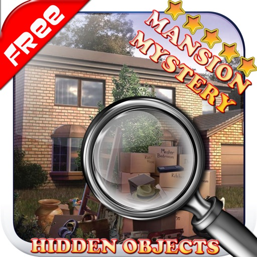 Five Star Mansion - Find the Hidden Objects
