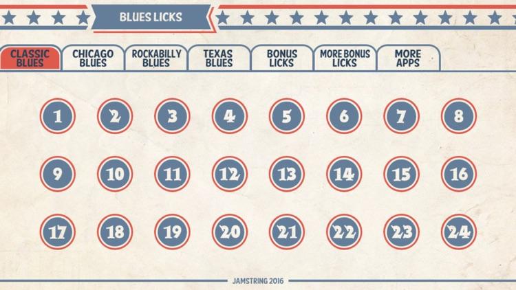 144 Blues Guitar Licks screenshot-3