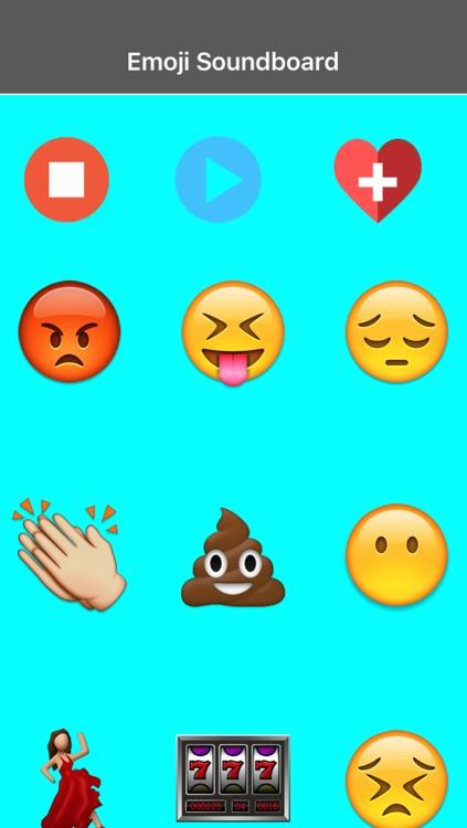 Emojis Soundboard screenshot-3