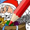 Coloring for kids (Christmas) - plaza.no