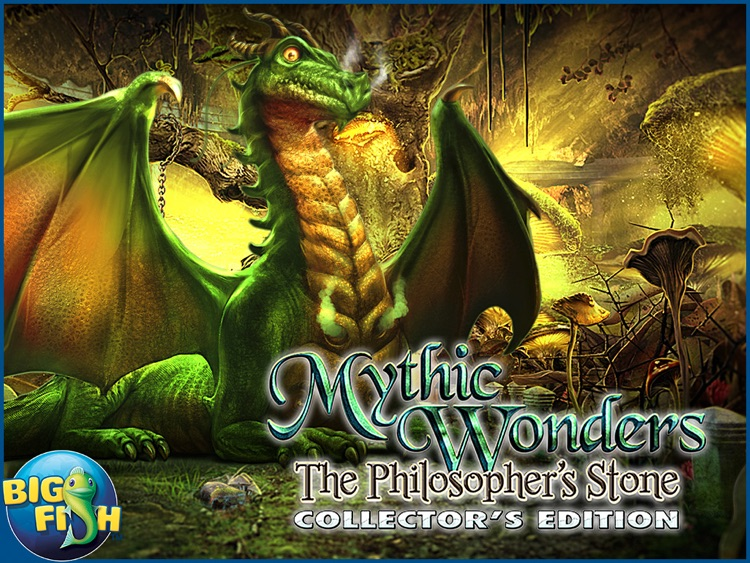 Mythic Wonders: The Philosopher's Stone HD - A Magical Hidden Object Mystery screenshot-4
