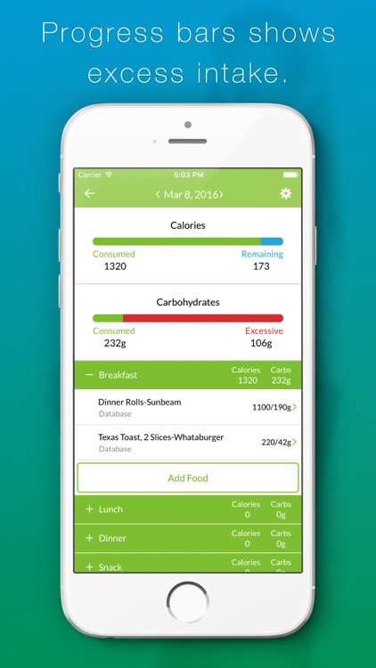Weight Loss Daily Intake Plan screenshot-3