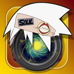 Manga & Anime Soul Pic Sticker Camera : Photo Booth Super Dress Up For Hero Style