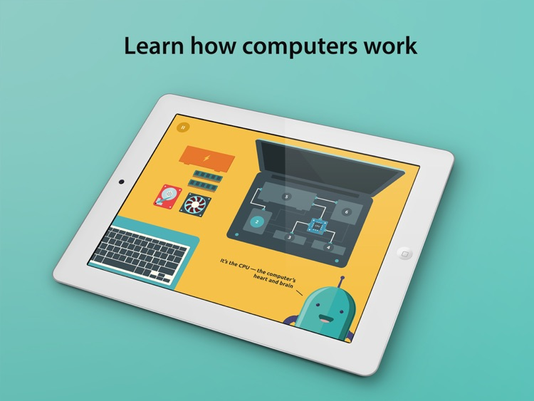 Kids'n'Code screenshot-2