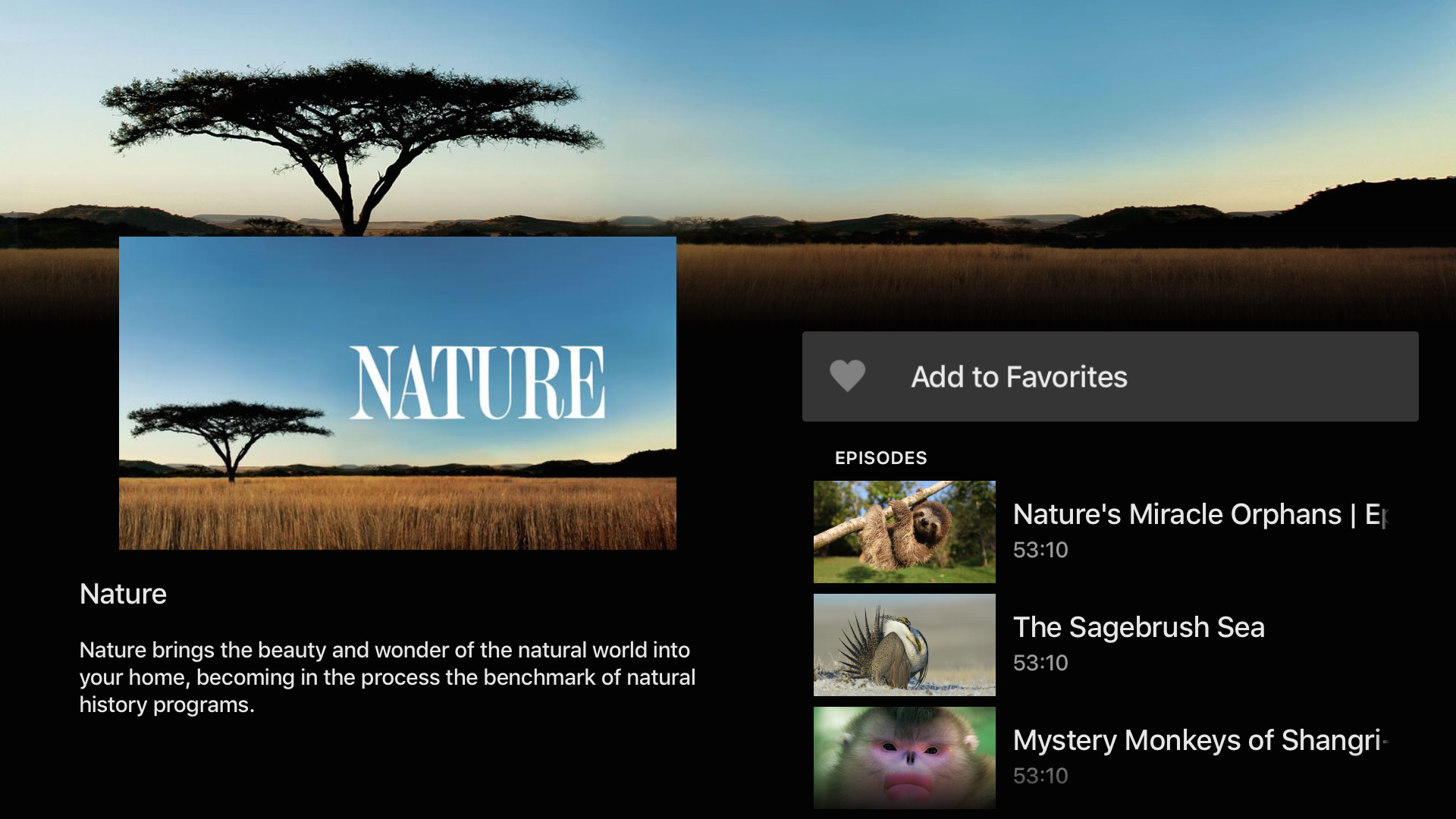 PBS Video screenshot 14