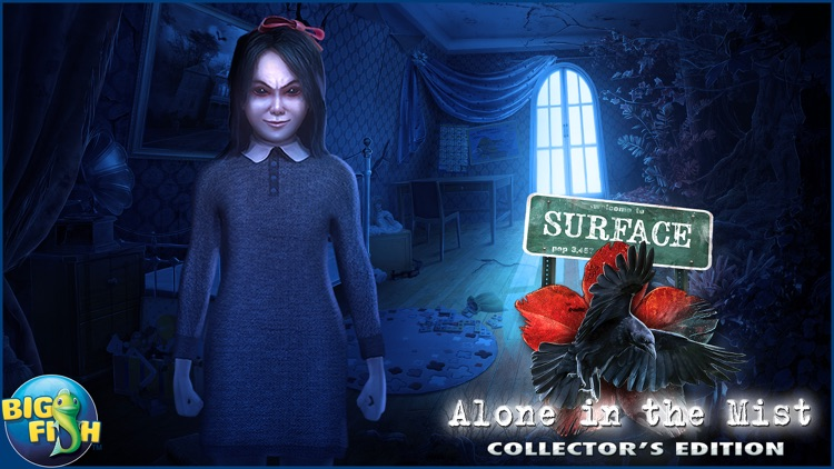 Surface: Alone in the Mist - A Hidden Object Mystery (Full) screenshot-4