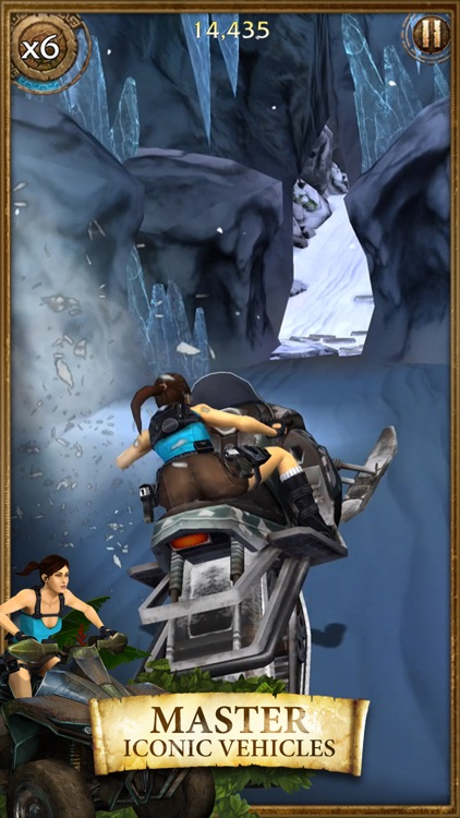 Lara Croft: Relic Run screenshot-3