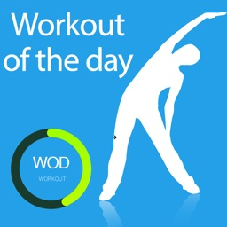 Workout of the Day Free (WOD) at Home Apple Watch App