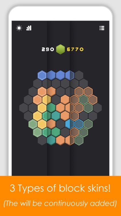 Block Hexa - 1010 Hex Fit screenshot-3