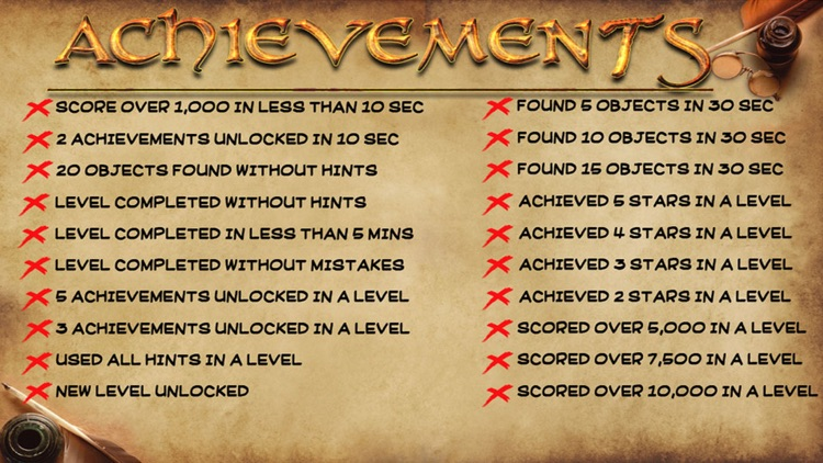 Kings Gold Hidden Object Games screenshot-3