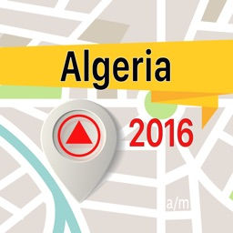 Algeria Offline Map Navigator and Guide