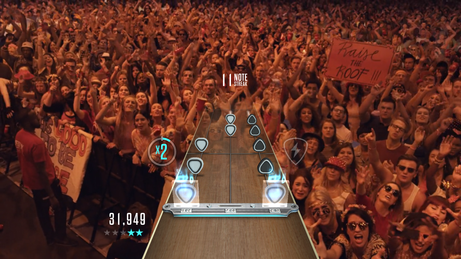 Guitar Hero® Live screenshot 12