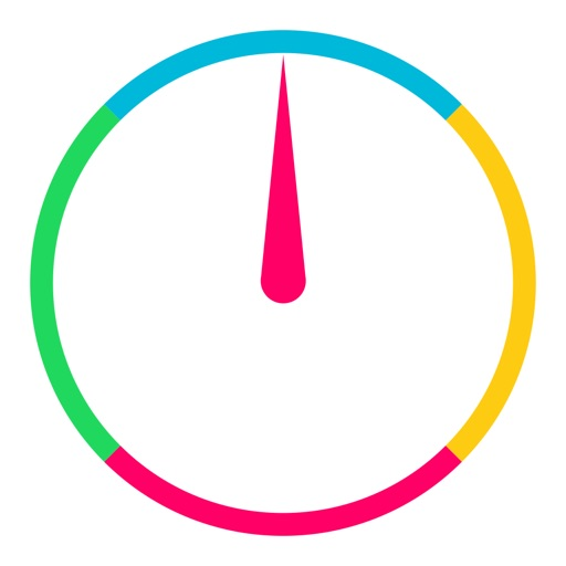 Impossible Wheel - Crazy Spinny Circle, Color Switch Dash Game