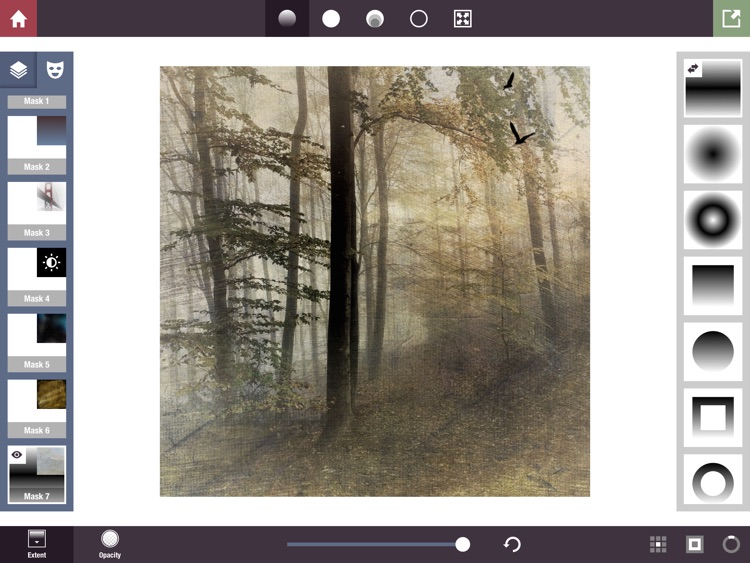 Stackables for iPad - Layered Textures, Effects, and Masks screenshot-4