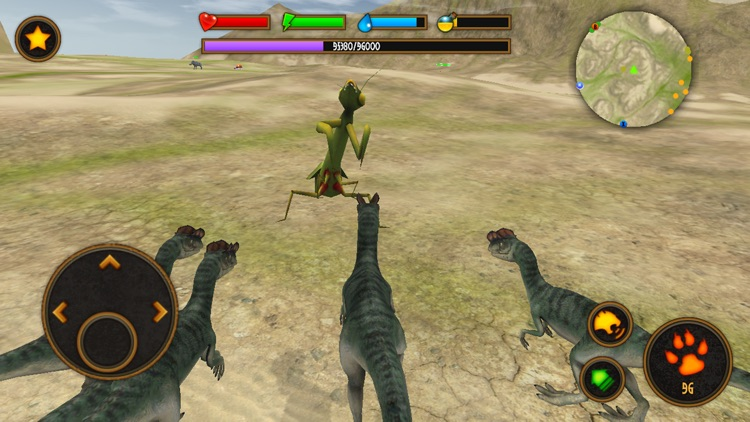 Dilophosaurus Survival screenshot-3