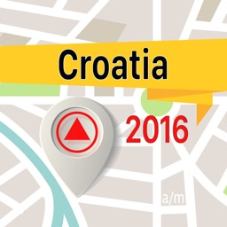 Croatia Offline Map Navigator and Guide