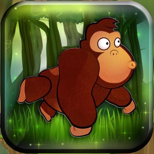 Baixar Gorilla Banana Jungle Jump Kong Lite para iOS