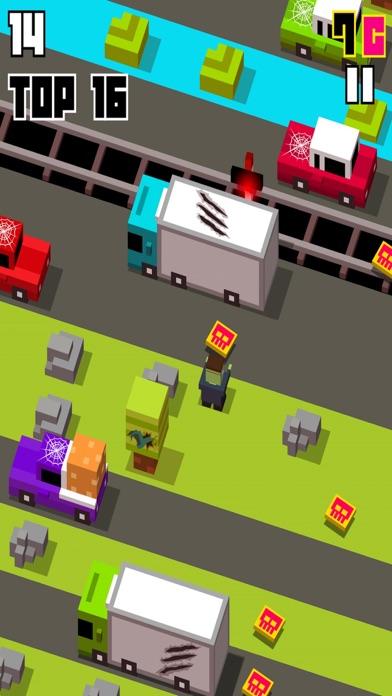 Monster Crossing Road screenshot three