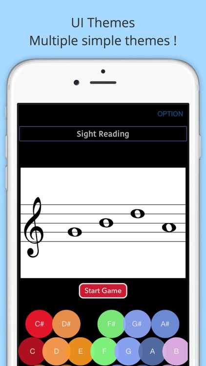 ReadNote (Sight-reading musical notes practice for beginner piano players, 5-min sightreading lessons and exercises)