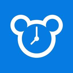 MouseTime for Disneyland Line Wait Times