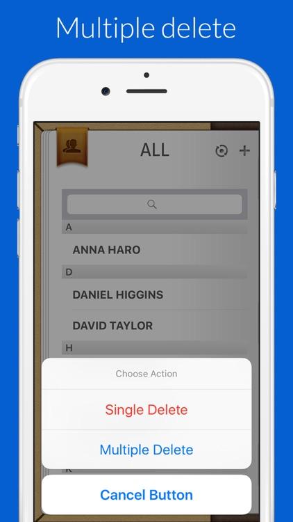 Contact Book screenshot-4