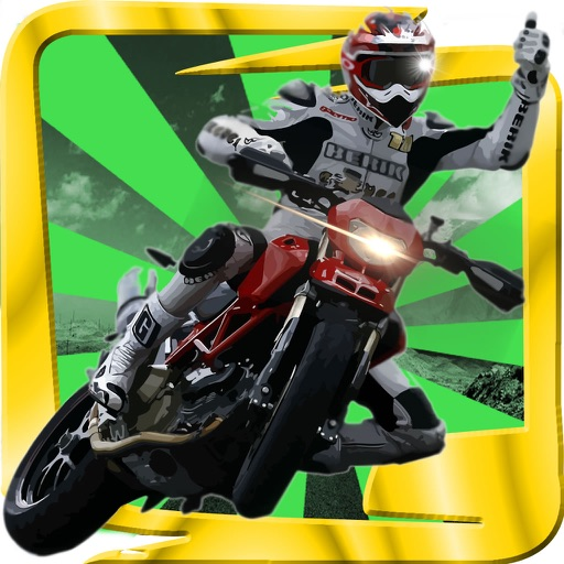 A Dangerous Extreme Motocross - Motor Trial Racing