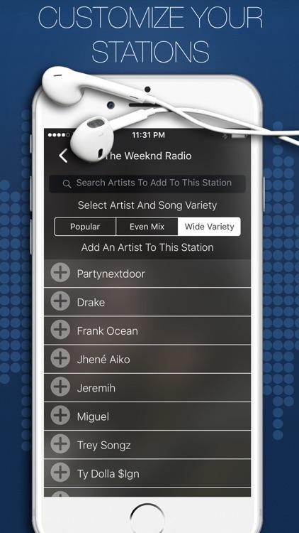 Jango Radio - Free Streaming Music screenshot-4