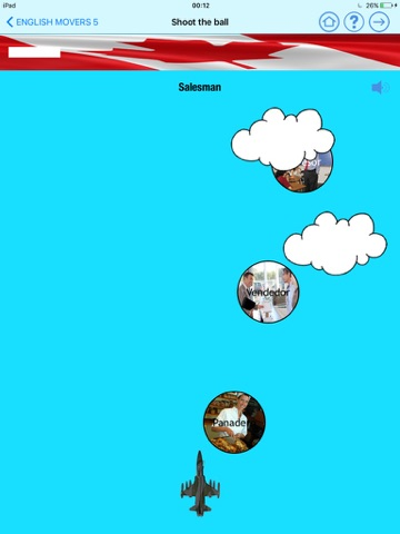 English Movers 5 for iPad Learn Speaking Easily In 30 days With Lingo Learning screenshot three