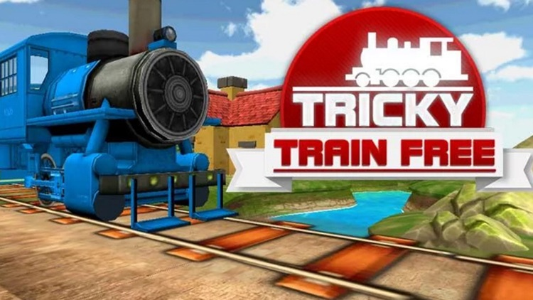 Tricky Train Free screenshot-2