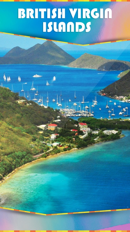 British Virgin Islands Travel Guide - BVI screenshot-0
