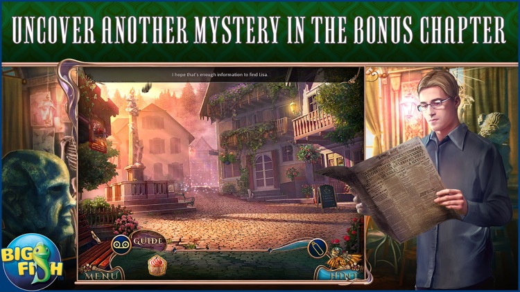 Off The Record: The Art of Deception - A Hidden Object Mystery screenshot-3