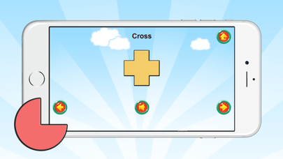 English Vocabulary Learning Shape Games For Kids screenshot three