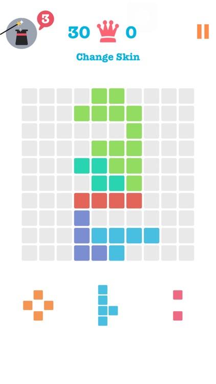 Extreme Blocks Puzzle: 10/10 Amazing World Games screenshot-3