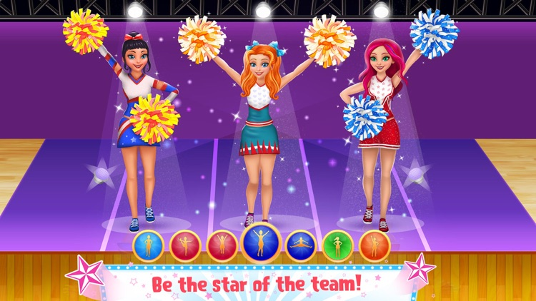 Star Cheerleader - Go Team Go! screenshot-3