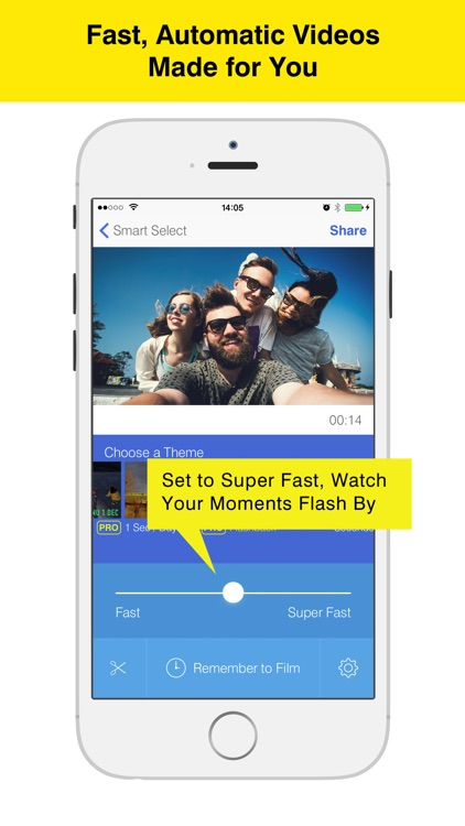 VideoSlam - Instant Video Compilations from your Videos and Photos
