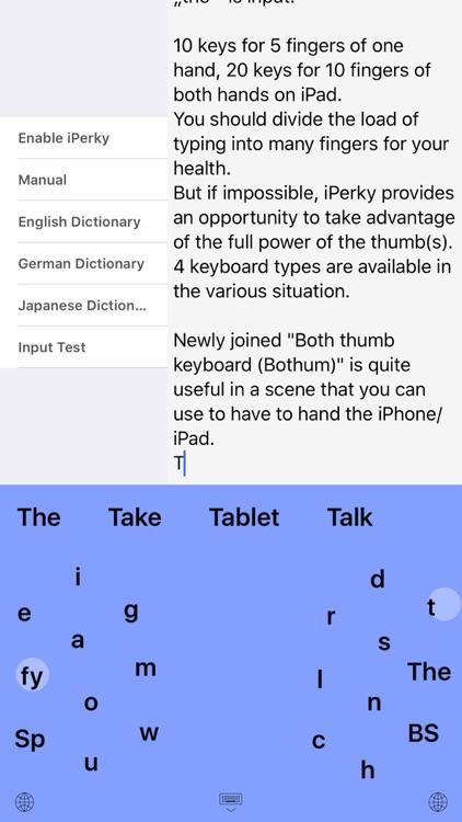 iPerky Keyboard