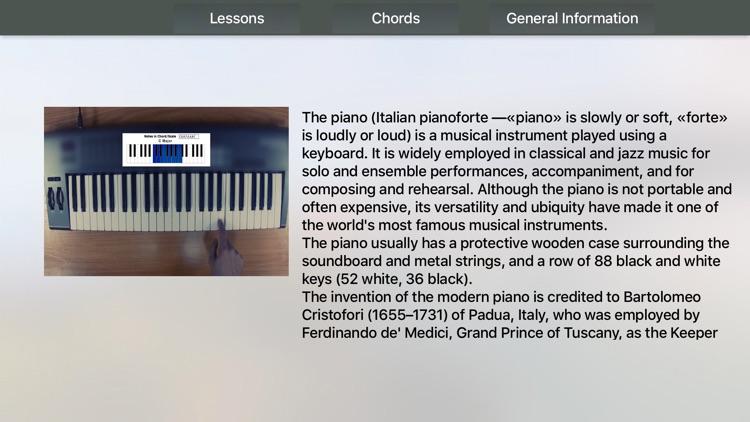 Musician Guide: Piano Courses