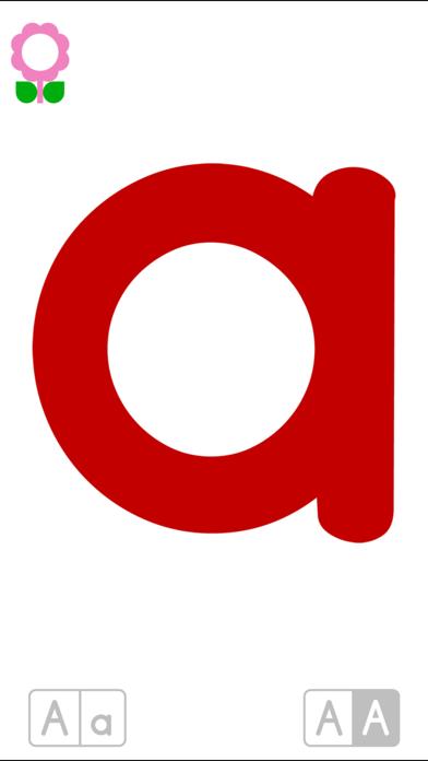 Colorful ABC (Nursery English Alphabets Flashcards for Kids | Montessori Education)-3