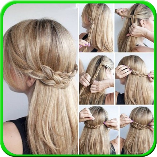 Simple Hairstyles Step By Step By Muhammad Wahhab Mirxa