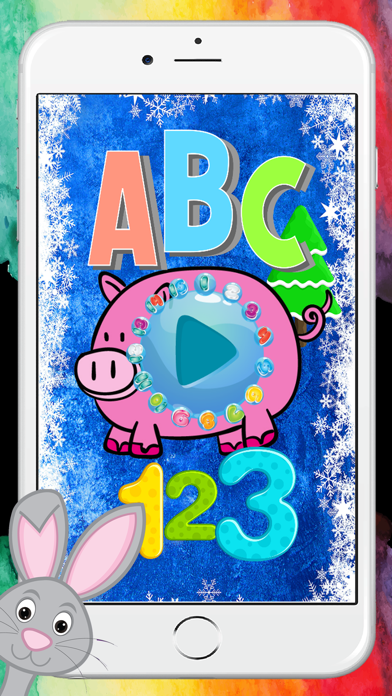 Matching Alphabet ABC and Number Relation for